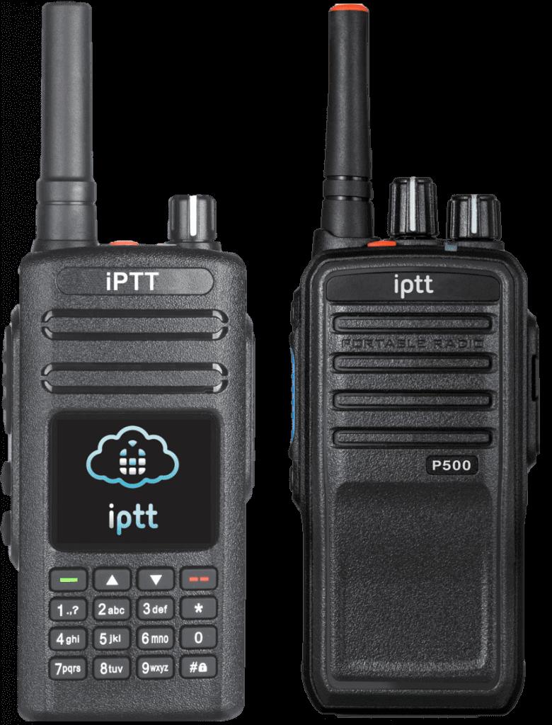 iPTT P400 & iPTT P500
