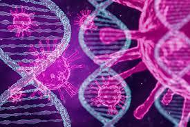 Coronavirus SARS COV-2 Covid-19 DNA