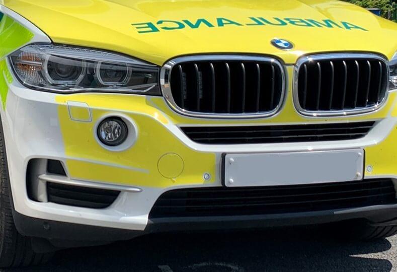 BMW X5 Ambulance
